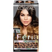 Feria Intense Ombre Dark Brown to Soft Black 050 Hair Color