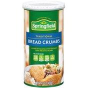 Springfield Traditional Bread Crumbs