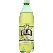 Polar Ginger Ale, Diet, Green Tea