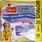 Hartz Dog Pads, Odor Eliminating, Lavender Scent