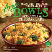 Amy's Kitchen Broccoli & Cheddar Bake Meal Bowl