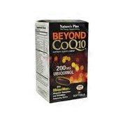 Nature's Plus Beyond CoQ10 Dietary Supplement Ubiquinol 200 mg