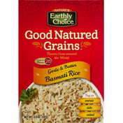 Nature's Earthly Choice Basmati Rice, Garlic & Butter