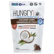 Hungry Buddha Coconut Chips, Cheeky Chocolate