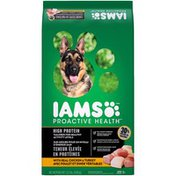 IAMS Proactive Health High Protein with Real Chicken & Turkey Dog Food IAMS Proactive Health High Protein with Real Chicken & Turkey Dog Food