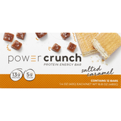 Power Crunch Protein Energy Bar, Salted Caramel