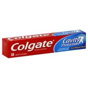 Colgate Fluoride Toothpaste, Great Regular Flavor