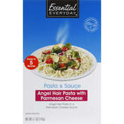 Essential Everyday Pasta & Sauce, Angel Hair Pasta with Parmesan Cheese