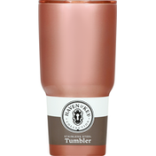 Haven & Key Tumbler, Stainless Steel, Rose Gold, 30 Ounce