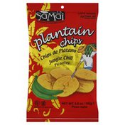 Samai Plantain Chips, Jungle Chili
