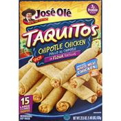 José Olé Taquitos, Chipotle Chicken, Spicy
