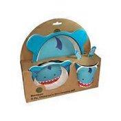 Childrens Shark Dinnerware Set