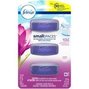 Febreze Small Spaces Spring & Renewal Air Freshener Refills