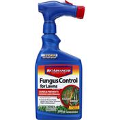 BioAdvanced Fungus Control, for Lawns, Ready-to-Spray