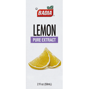Badia Pure Extract Lemon
