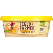 Field + Farmer Party Dip, Vegan, Queso