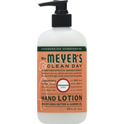Mrs. Meyer's Clean Day Hand Lotion, Geranium Scent