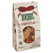 Xochitl Corn Chips, Unique White, Chipotle