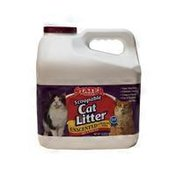 Unscented Scoopable Cat Litter
