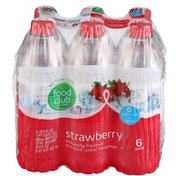 Food Club Purified Water Beverage