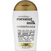 OGX Conditioner, Nourishing + Coconut Milk