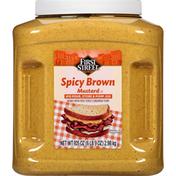 First Street Mustard, Spicy Brown