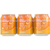 SB Orange Soda - 6 CT