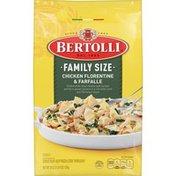 Bertolli Family Size Chicken FlorentineAnd Farfalle