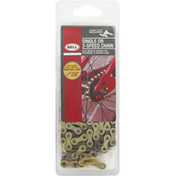 Bell Bicycle Chain, Single or 3-Speed, Links 300