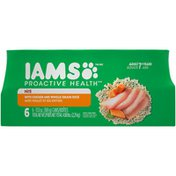 IAMS ProActive Health Pâté with Chicken & Whole Grain Rice Adult Dog Food
