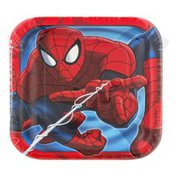 DesignWare Plates Marvel Spider-Man - 8 CT