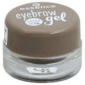 Essence Eyebrow Gel, Blonde 02