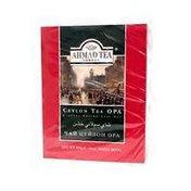 Ahmad Tea Ceylon Opa Leaf Tea