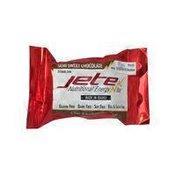 Jete Nutritional Energy Bar Original Chocolate Energy Bar