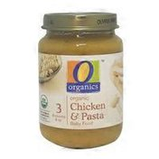 O Organics Organic Chicken & Pasta Baby Food