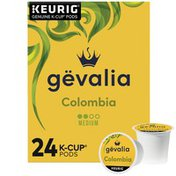 Gevalia Colombia Medium Roast K-Cup® Coffee Pods