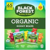 BFO- Confections Organic BLACK FOREST Organic Gummy Bears