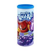 Kool-Aid Sugar Free Grape Low Calorie Soft Drink Mix