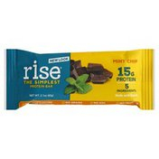 Rise Protein Bar, Mint Chip