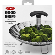 OXO Steamer with Extendable Handle