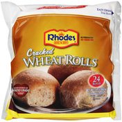 Rhodes Cracked Wheat Frozen Rolls Dough