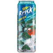 Brisk Honey Ginseng 99 Cents Iced Tea