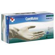Care Mates Medical Gloves, Disposable, Medium, Powder Free