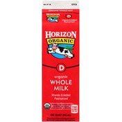 Horizon Organic Whole Organic Milk