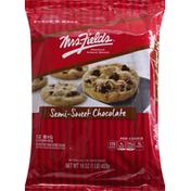 Mrs. Field's Cookie Dough, Premium, Semi-Sweet Chocolate