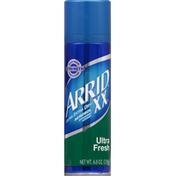 Arrid Antiperspirant Deodorant, Maximum Strength Protection, Aerosol, Ultra Fresh