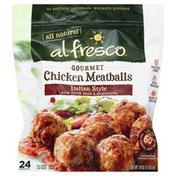 al fresco Meatballs, Chicken, Gourmet, Italian Style