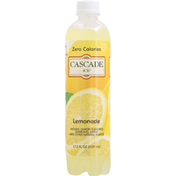 Cascade Ice Sparkling Water, Zero Calories, Lemonade