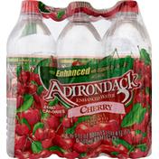 Adirondack Enhanced Water, Cherry