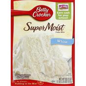 Betty Crocker Cake Mix, White
